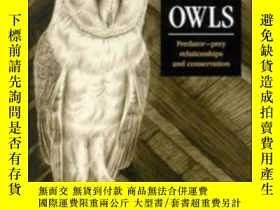二手書博民逛書店Barn罕見Owls: Predator-prey Relati