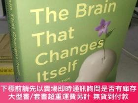 二手書博民逛書店The罕見Brain That Changes ItselfY9328 NormanDoidge,MD 出