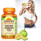 《Sundown日落恩賜》優麗姿®藤黃果HCA+鉻膠囊(90粒/瓶)(效期至2020.08.31)