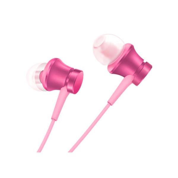 小米 活塞耳機 清新版 入耳式 男女生通用 耳塞 多彩 配戴舒適 線控通話 麥克風 語音