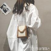 草編包夏天上新小包包女2018新款韓版百搭斜背包潮側背包 愛麗絲精品
