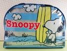 【震撼精品百貨】史奴比Peanuts Snoopy ~背包-透明滑板
