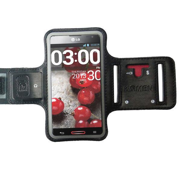 KAMEN Xction 甲面 X行動 LG E988 Optimus G Pro 專用運動臂套 LG G Pro Lite運動臂帶 手機 運動臂袋