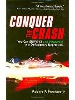二手書Conquer the Crash: You Can Survive and Prosper in a Deflationary Depression (Wiley Trading) R2Y 0470849827