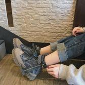 韓版百搭 短筒馬丁靴 休閑短靴 ☸mousika