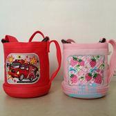 象印兒童保溫杯杯套ZT45/ZS45 紅粉藍450ML刺繡杯套卡通可愛 伊衫風尚