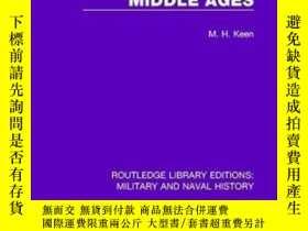 二手書博民逛書店The罕見Laws Of War In The Late Middle Ages (routledge Libra
