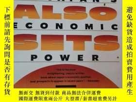 二手書博民逛書店THE罕見SUN ALSO SETS (THE LIMITS TO JAPAN S ECONOMIC POWER