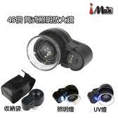 i-MAX 45倍筒式照明放大鏡 MG-13102