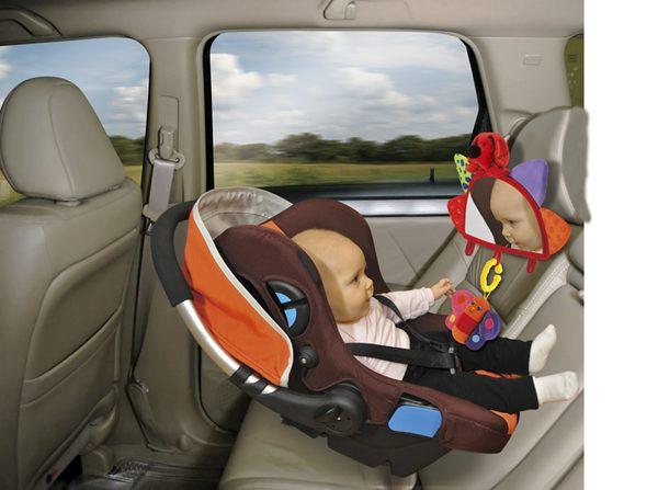 K's Kids - Baby's rear view mirror 寶寶的汽車後視鏡SB00271【TwinS伯澄】