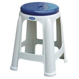 [奇奇文具]【聯府 KEYWAY 塑膠椅】RC-731/RC731 大團圓椅/椅子/備用椅