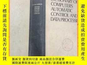 二手書博民逛書店英文書罕見elsevier's dictionary of computers automatic control