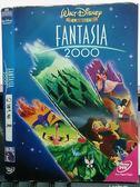 影音專賣店-P05-081-正版DVD*動畫【幻想曲2000/迪士尼】-10週年特別版
