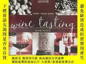 二手書博民逛書店Host罕見Your Own Wine TastingY1913