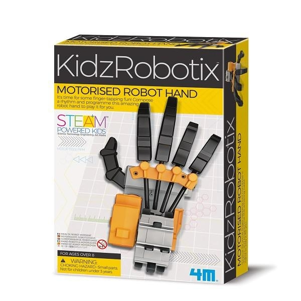 節奏機械手 Motorised Robot hand