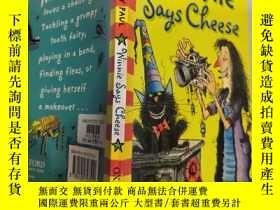 二手書博民逛書店Winnie罕見Says Cheese :溫妮說奶 酪Y200392
