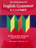 (二手書)THE HEINEMANN ELT ENGLISH GRAMMAR英文文法與練習