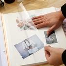 相冊影集diy相冊本紀念冊自粘貼式覆膜家庭手工情侶大容量畢 韓小姐的衣櫥