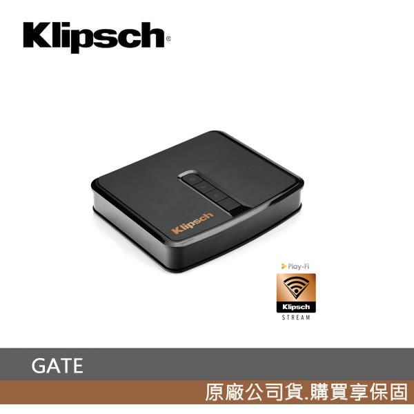 【24期0利率+限量特價】美國 Klipsch 古力奇 無線 前級 擴大機 Gate 公司貨