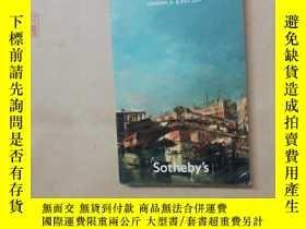 二手書博民逛書店Summary罕見Catalogue LONDON 6-8 JU