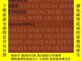 二手書博民逛書店Social罕見Work Values And EthicsY364682 Reamer, Frederic
