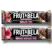 Frutabela 莓果風味/覆盆莓風味 巧克力健康纖果棒(35g) 款式可選【小三美日】