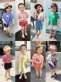 女童親子裝夏季母女裝t恤洋氣泫雅防蚊防曬內搭網紗長袖t恤 9號潮人館