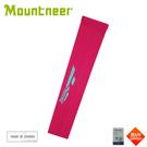 【Mountneer 山林 中性抗UV友光袖套《深玫紅》】11K93/防曬袖套/單車袖套/登山/露營/騎車