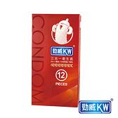 勁威衛生套-三合一型(12入)6盒-箱購-箱購