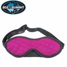 【SEA TO SUMMIT 澳洲 旅行用眼罩(附耳塞) 桃紅/黑】 STSATLES/眼罩/旅行
