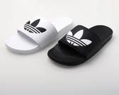 現貨 Adidas Originals ADILETTE LITE 三葉基本款 LOGO 軟底拖鞋 EG9841