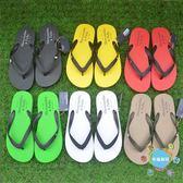 (百貨週年慶)拖鞋經典簡約小鹿男士夏季英倫風輕便防滑沙灘人字拖涼拖鞋