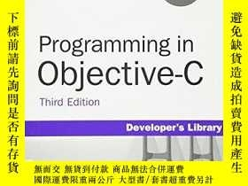 二手書博民逛書店Programming罕見In Objective-c, Third EditionY256260 Steph