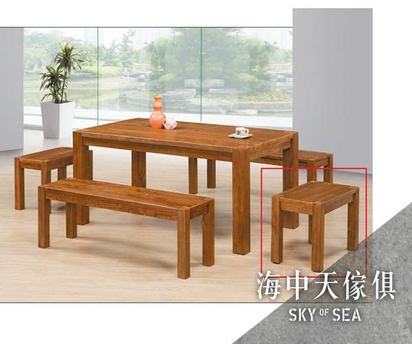 {{ 海中天休閒傢俱廣場 }} G-42 摩登時尚 餐廳系列 872-13 鋼絲紋2尺短板凳