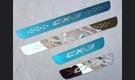 【車王汽車精品百貨】馬自達 MAZDA CX3 CX-3 新款薄型 迎賓踏板 防刮板 門檻條