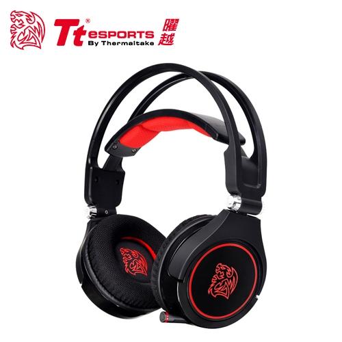 【Tt eSPORTS 曜越】克諾司 CRONOS AD 耳罩式電競耳機