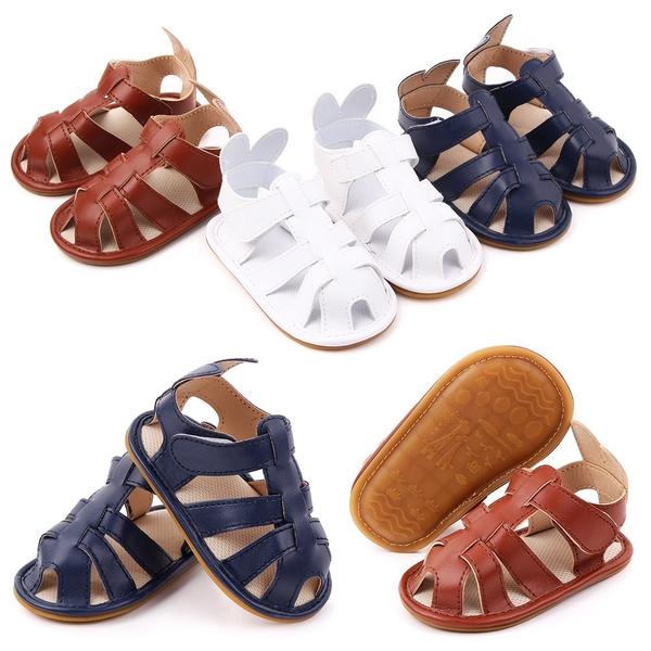 寶寶涼鞋 透氣機能 學步鞋 軟底防滑嬰兒鞋 (11.5-12.5cm) MIY2402 好娃娃