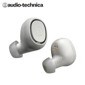 【audio-technica 鐵三角】ATH-CK3TW 真無線藍牙耳機(白)