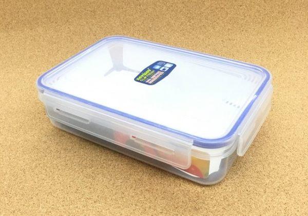 【Keyway】KI-R1100天廚長型保鮮盒1.1L