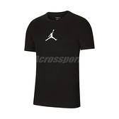 Nike 短袖T恤 Jordan Jumpman Tee 黑 白 男款 短T 喬丹 Dri-FIT 【ACS】 CW5191-010