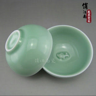 龍泉青瓷碗