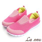 【La new outlet】輕便鞋2.0 輕量休閒鞋 懶人鞋(女223622350)