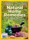 NATIONAL GEOGRAPHIC:Natural Home Remedies 第18期
