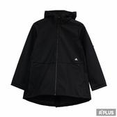 ADIDAS 女 ID WV JKT LONG 尼龍防風外套 長版外套 - FR5975