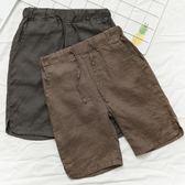 6兒童中褲沙灘五分褲子純色外穿褲中大童褲
