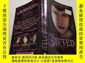 二手書博民逛書店Gifted:罕見有天賦的Y212829
