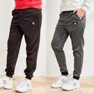 運動風休閒束口褲.2色