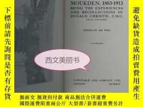 二手書博民逛書店【罕見】1914年初版《奉天傳教三十年》Thirty Years