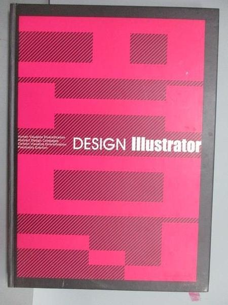 【書寶二手書T2/設計_FN3】Illustrator Design AI.07