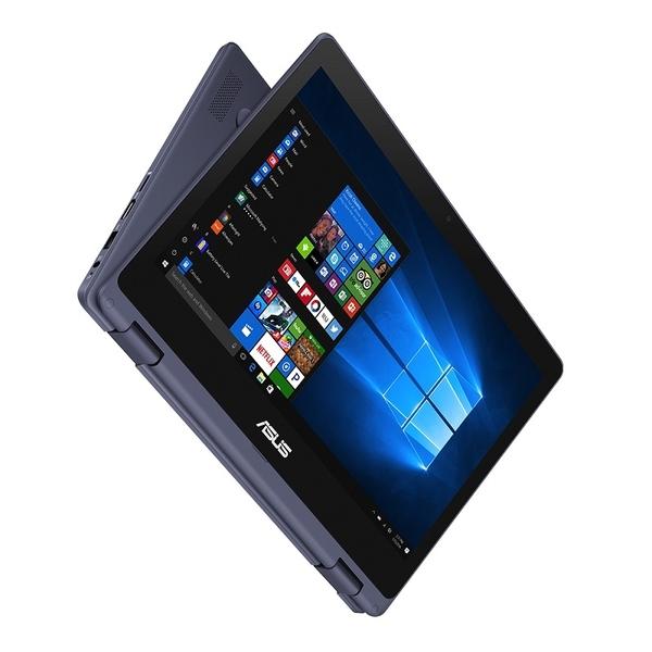 華碩 ASUS TP202NA-0101KN3350 灰【送觸控筆/N3350/11.6吋/intel/翻轉/筆電/Buy3c奇展】Vivobook Flip TP202N